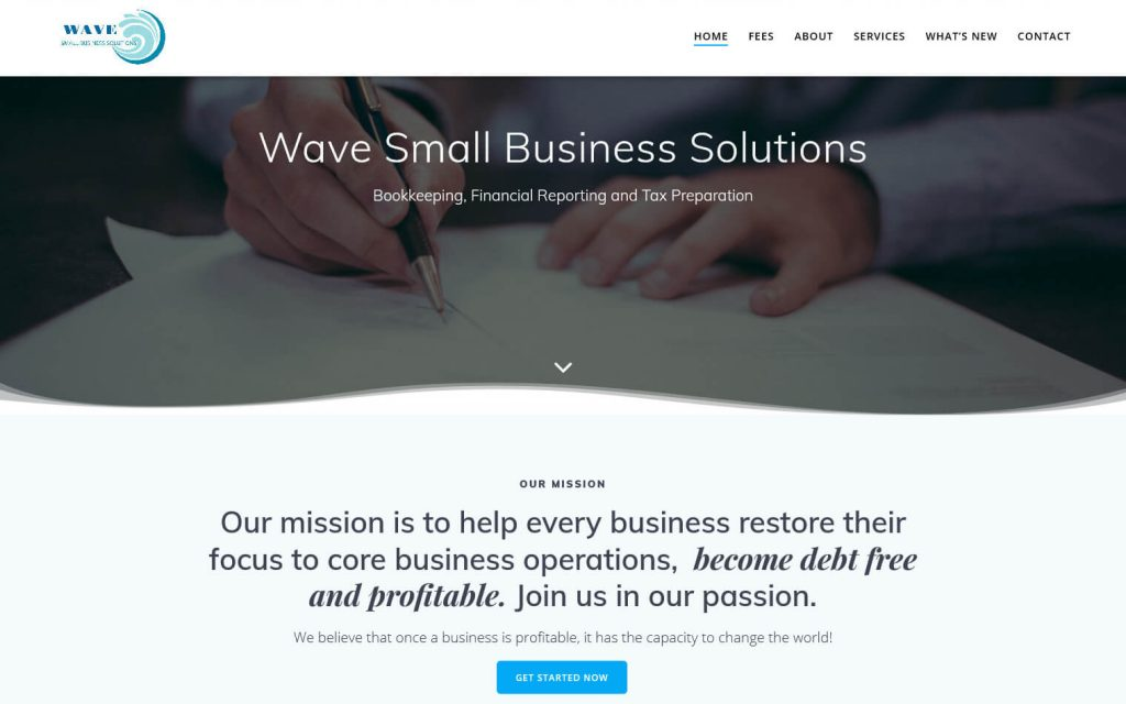 Wave Small Business Solutions