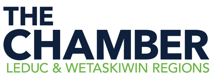 Leduc and Wetaskiwin Chamber of Commerce Logo