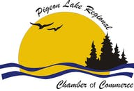 Pigeon Lake Chamber of Commerce Logo